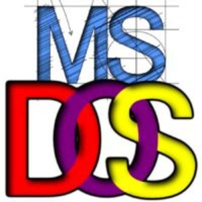 История развития ОС «MS-DOS» timeline