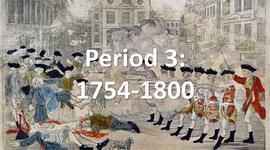 Timetoast-Period 3 timeline