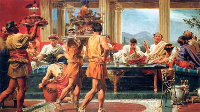 Los 7 cocineros legendarios de Roma