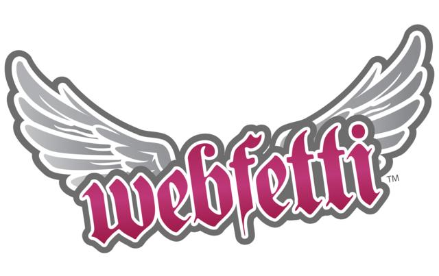 Launch of Webfetti