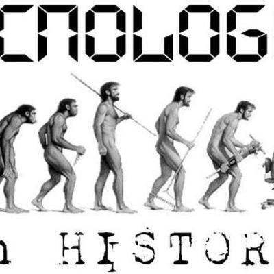 A evolución tecnológica timeline