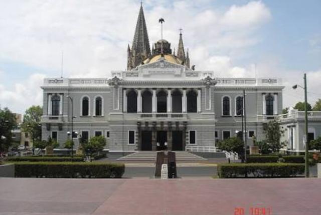 Real y literaria Universidad de Guadalajara