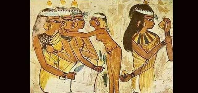 SIGLO VI: TAMPONES EGIPCIOS
