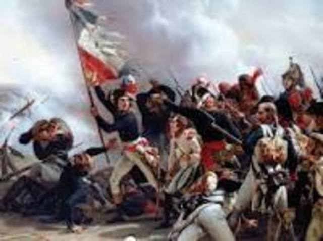 Beginning of the french rebellion