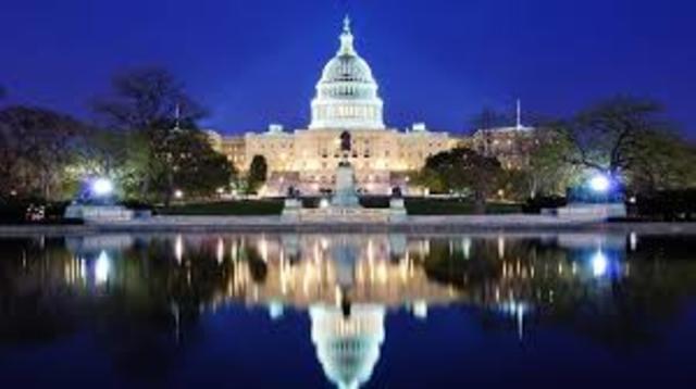 Washington DC was chosen as the capital