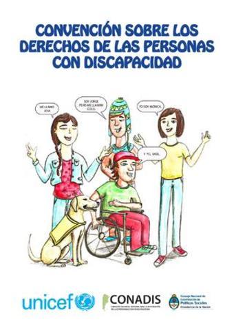 convención sobre los derechos de las personas con discapacidad (ONU)