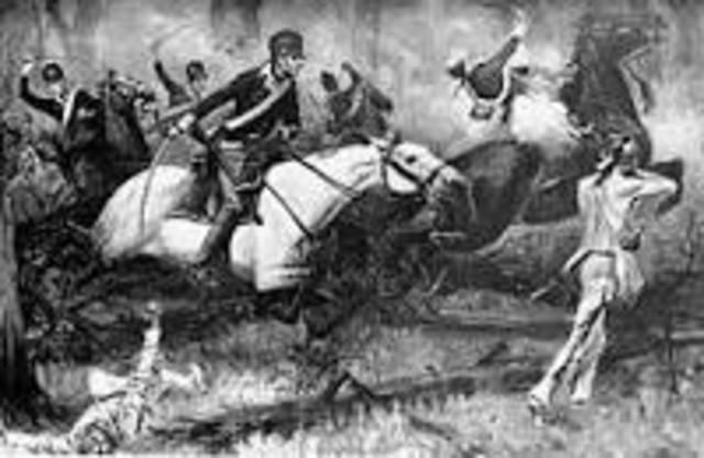 Battle of Fallen timber