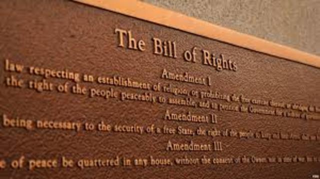 Bill of right's