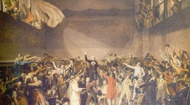The French Revolution: Moderate  timeline