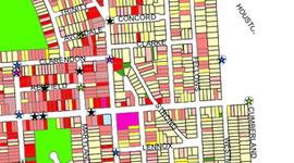 Westcott Neighborhood Housing Evolution (Syracuse, N.Y.) timeline