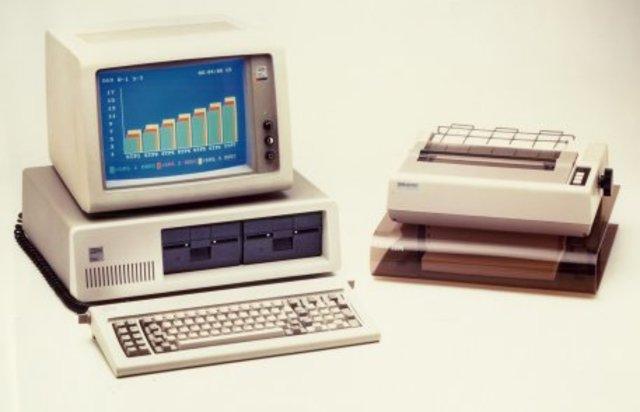 Pc számítógép megjelenése