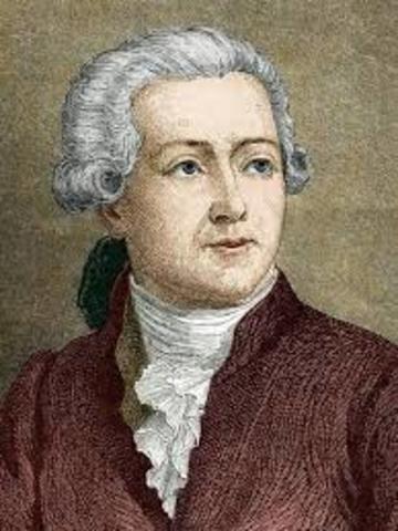 Lavoisier descubre a lei de conservación da masa