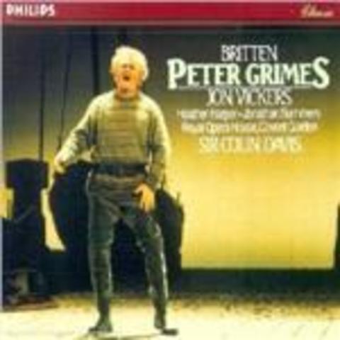 Peter Grimes / Benjamin Britten