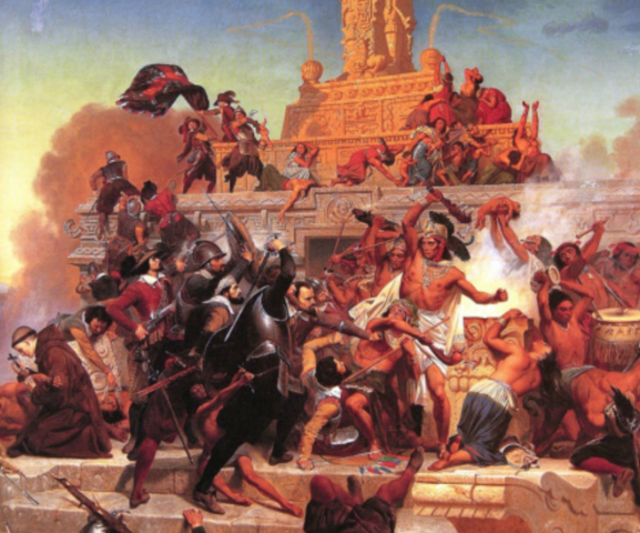 Aztec Civilization timeline   Timetoast timelines