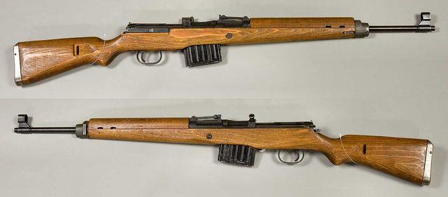 gewehr 43 a.k.a k43
