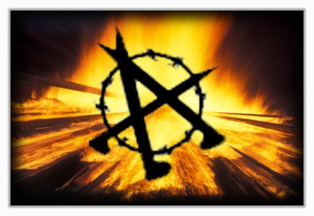 I became an anarchist