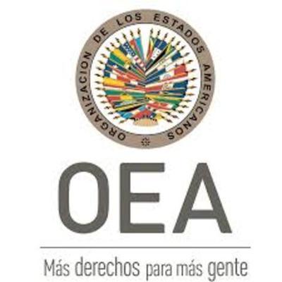 Misiones de Apoyo a Procesos de Paz y Consolidación Democrática de la Organización de los Estados Americanos (OEA). 1990-2018 timeline