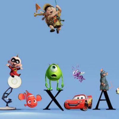 El tiempo según Pixar timeline