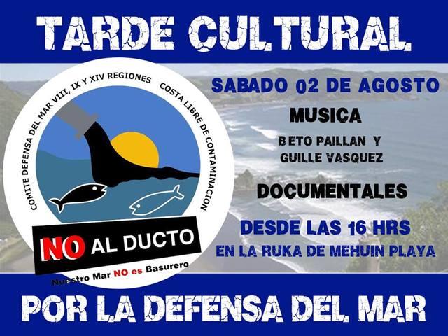 Tarde Cultural en Mariquina