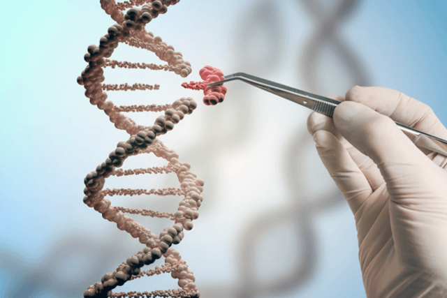 Curing diseases through gene editing