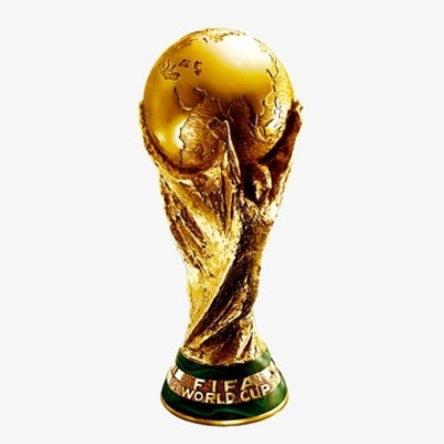 Historia del fútbol (Mundiales) timeline