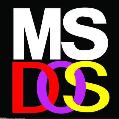 MS-DOS timeline