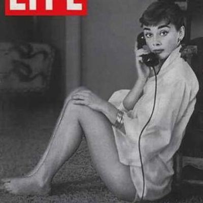 Audrey Hepburn Life timeline
