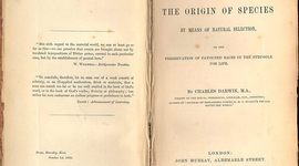Charles Darwin and On The Origin of Species timeline