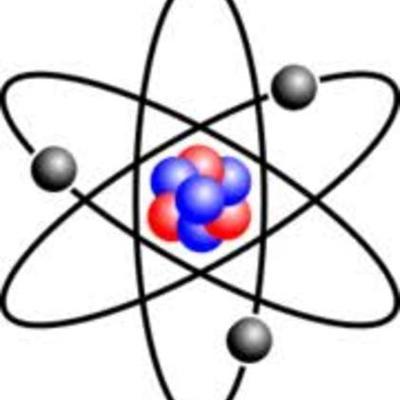 La scoperta di atomo timeline