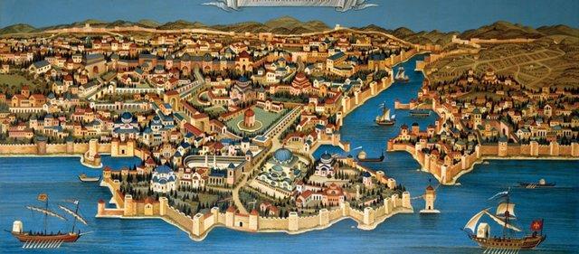Τα εγκαίνια της Κωνσταντινούπολης