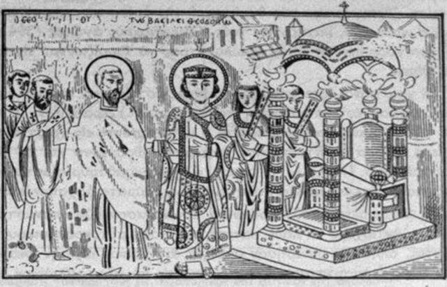 Αναγνώριση του Χριστιανισμού ως επίσημης θρησκείας