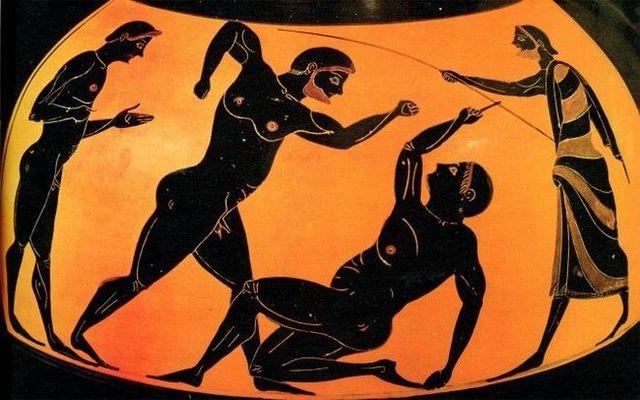Θεοδόσιος και Ολυμπιακοί Αγώνες