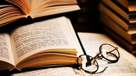 History of the English Literature timeline
