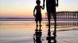 """The Growth of a Father-Son Relationship:""""When you fish for love, bait with your heart, not your brain."""" A weaken relationship with one paves way for a new and stronger relationship with another. timeline"""