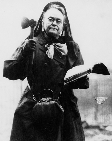 Carrie A Nation