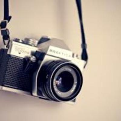 The Evolution of Photography timeline