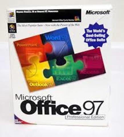 Microsoft Office 97 (Office 8.0)