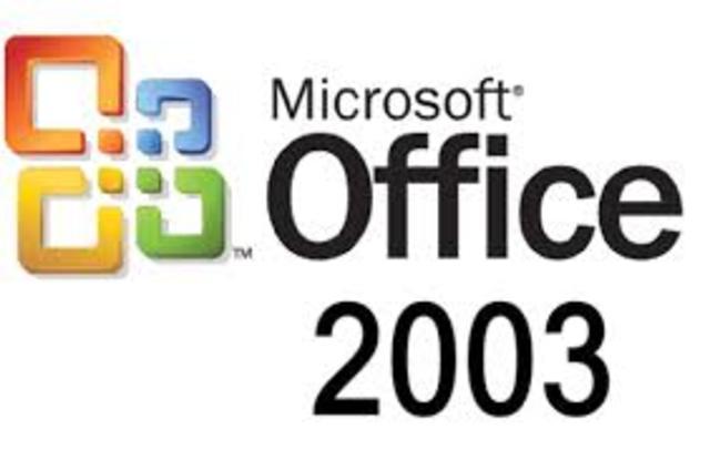 Microsoft Office 2003 (Office 11.0)