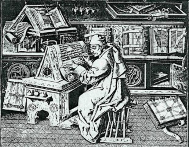 Johann Gutenberg, boktrykkerkunsten