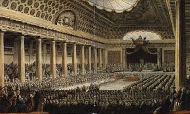 The Summoning of the Estates-General