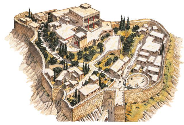 Europas första civilisationer går under