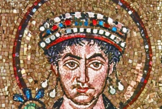 Ο Ιουστινιανός γίνεται αυτοκράτορας