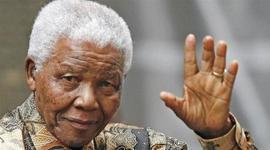 Nelson Mandela by Johnny, Ploug und viggo timeline