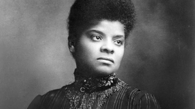 Ida B. Wells on the Train