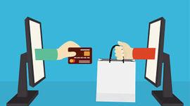 Origen y evolución del comercio electrónico timeline
