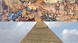 Tijdlijn jagers en boeren/het oude Egypte timeline
