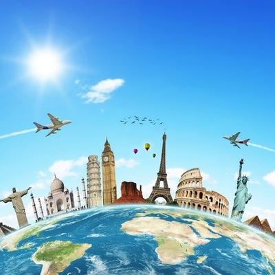 Periodos del turismo moderno timeline