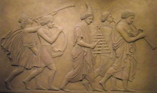 Música en Mesopotámia
