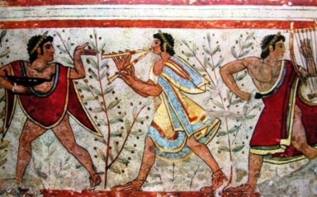 Música de los Romamos