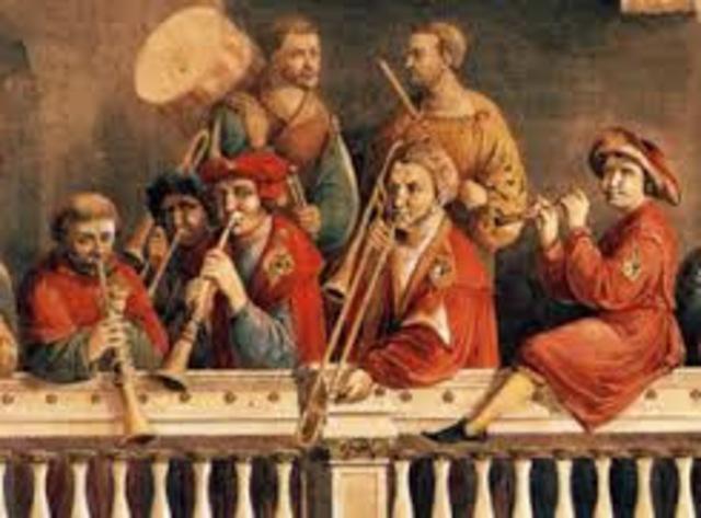 Inicio de la Música de la Edad Media